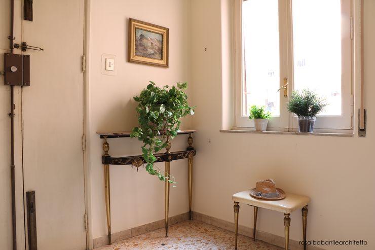 INGRESSO rosalba barrile architetto Ingresso, Corridoio & Scale in stile classico