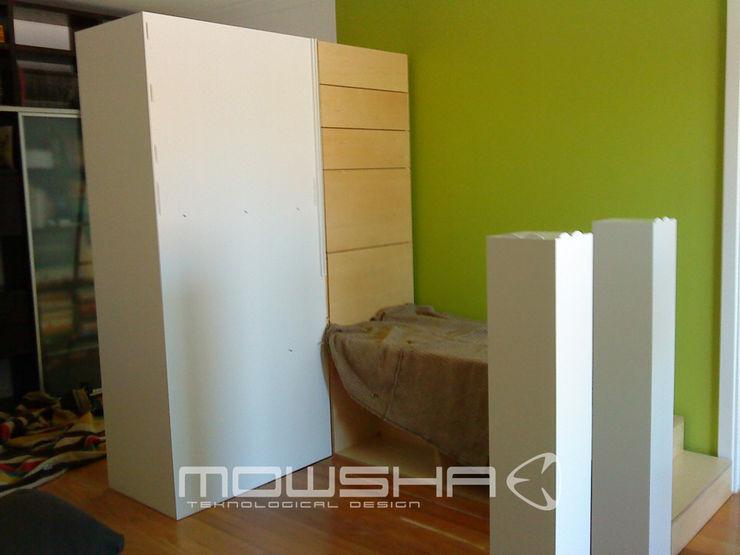 Mowsha tek Design Lda 嬰兒房