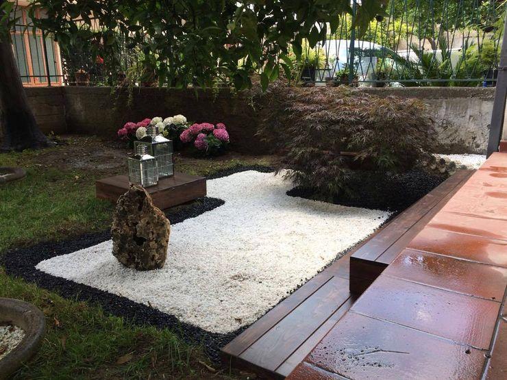 Giardino Zen Studio GeSA Giardino Zen