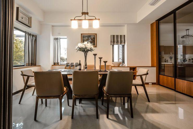 木豐家居設計中心 Modern dining room