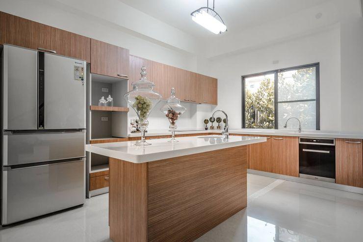 木豐家居設計中心 Modern kitchen