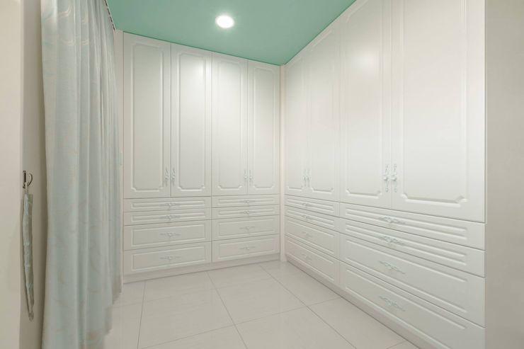 木豐家居設計中心 Modern dressing room