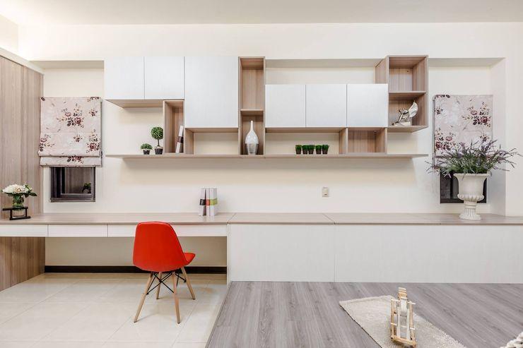 木豐家居設計中心 Modern style bedroom