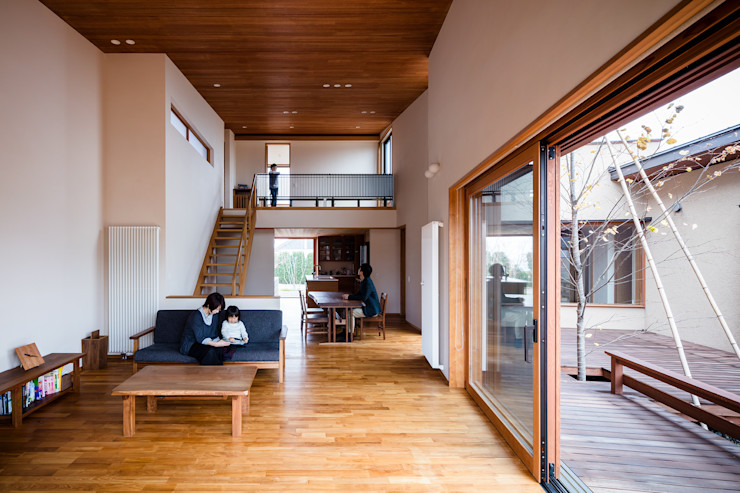 藤松建築設計室 Modern dining room