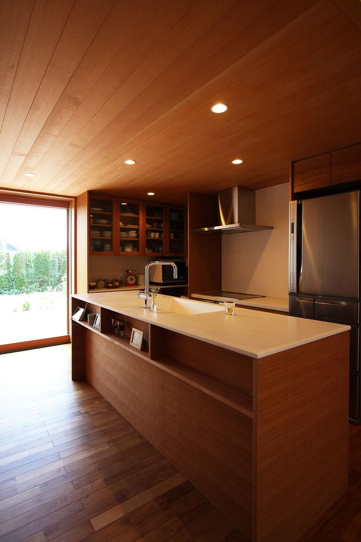 藤松建築設計室 Modern kitchen