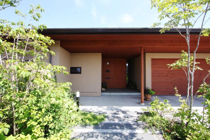 藤松建築設計室 Modern houses