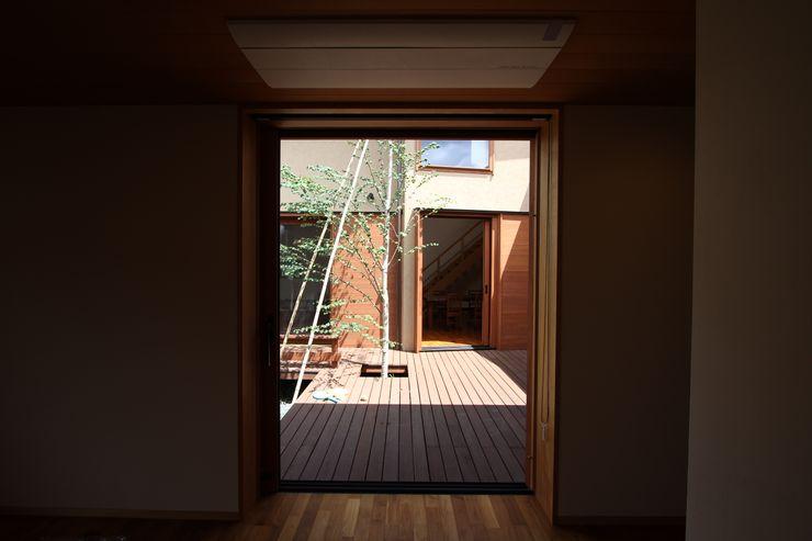 藤松建築設計室 Modern style bedroom