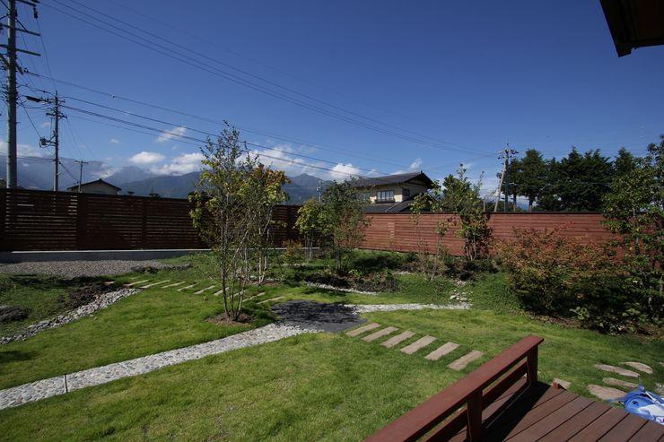 藤松建築設計室 Modern garden