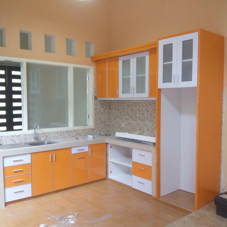 Kitchen Set Perumahan Pondok Nirwana Malang the OWL KitchenCabinets & shelves