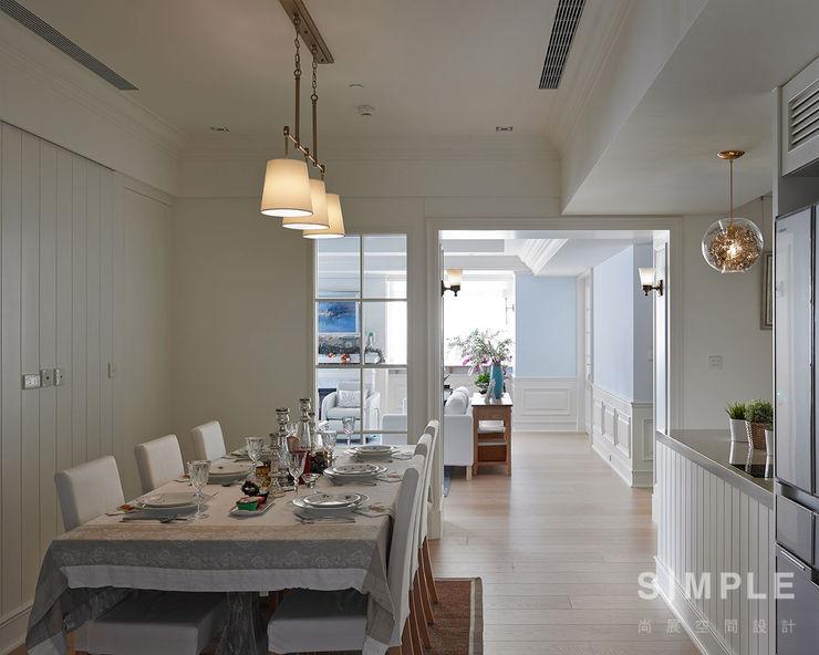 尚展空間設計 Classic style dining room