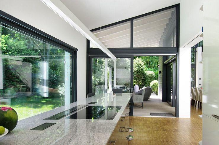 Umbau Haus K, Küche Architekten Lenzstrasse Dreizehn Moderne Küchen