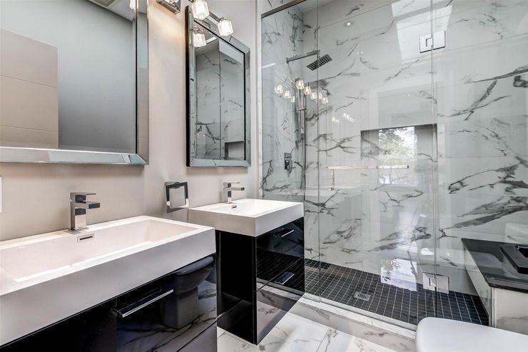 Elderfield Cres Contempo Studio Modern bathroom