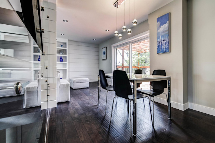 Elderfield Cres Contempo Studio Modern dining room