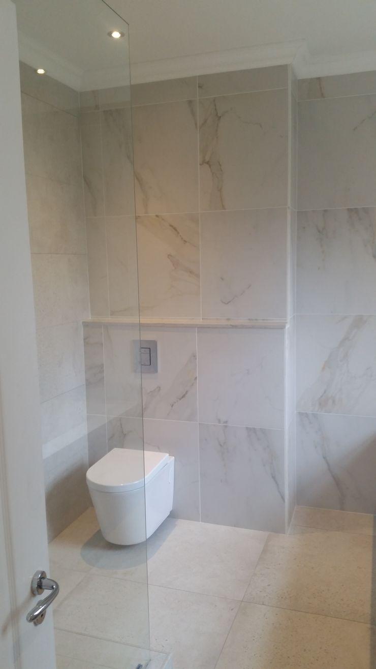 BHD Interiors Salle de bain moderne