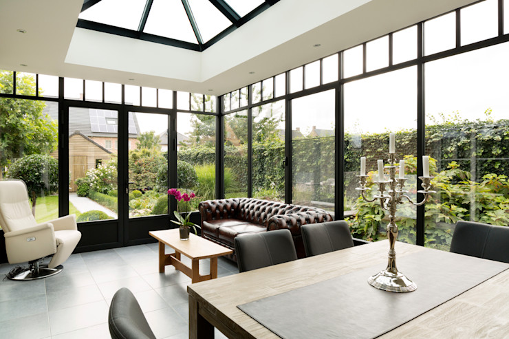 Verandaland Perfecta Country style conservatory