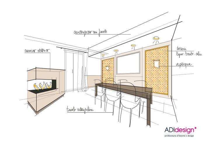 CHIHUAHUA | APPARTAMENTO ADIdesign* studio SoggiornoCamini & Accessori