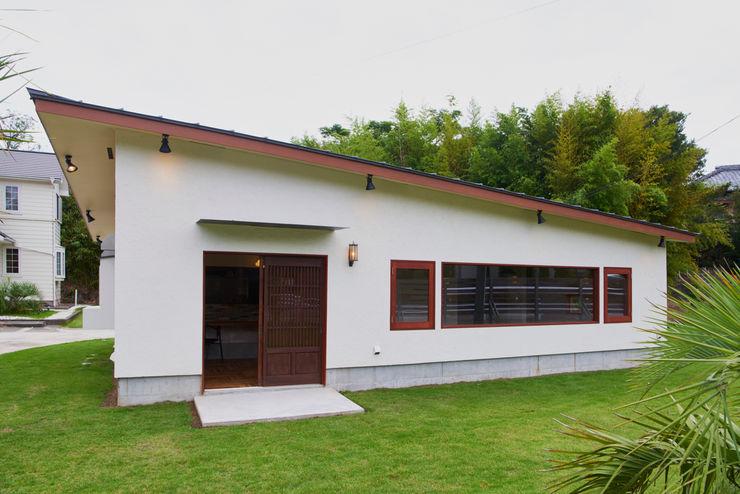 tai_tai STUDIO Rumah kayu