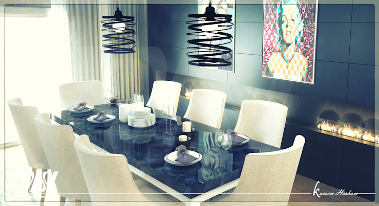 Reception VAVarchitecture Dining roomTables