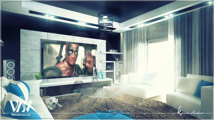Reception VAVarchitecture Living roomLighting