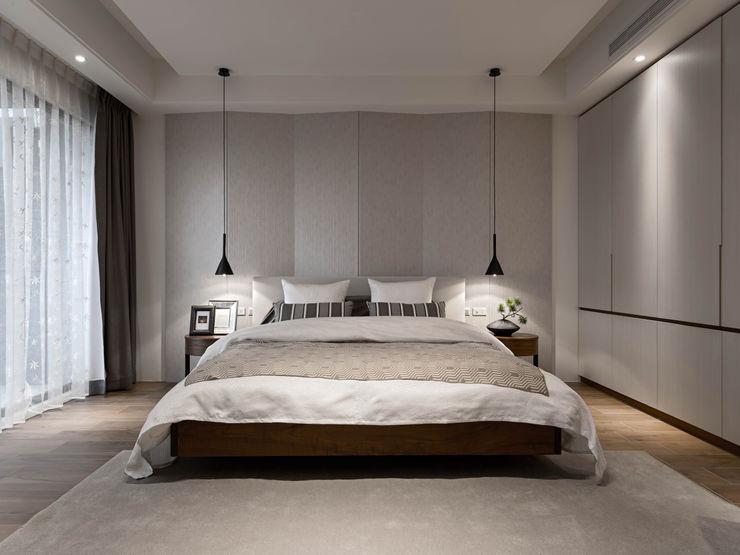 品鑒藝術 楊允幀空間設計 臥室