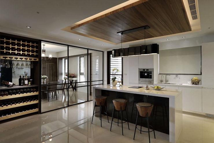 楊允幀空間設計 Modern Kitchen
