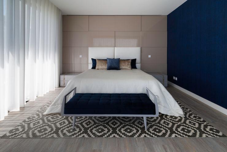 Suite UNISSIMA Home Couture Quartos modernos