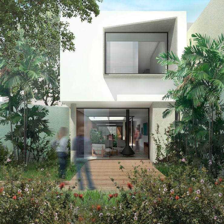 ODVO Arquitetura e Urbanismo Front yard
