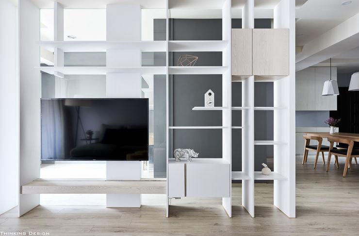 思維空間設計 Modern Living Room