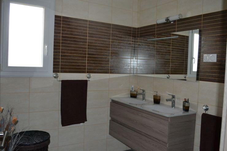 salle de bain KREA Koncept Salle de bain moderne