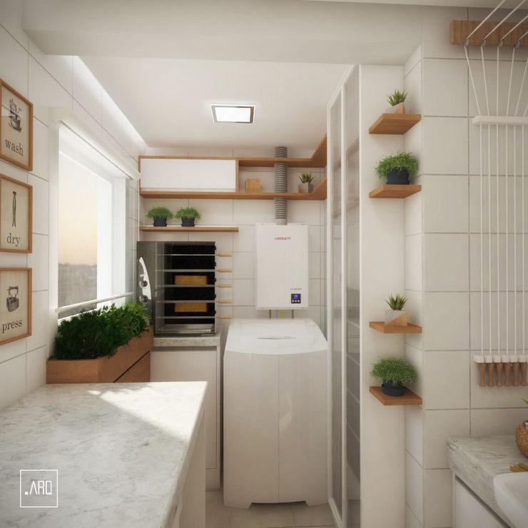 PONTO ARQ. ARQUITETURA E URBANISMO Cocinas modernas: Ideas, imágenes y decoración