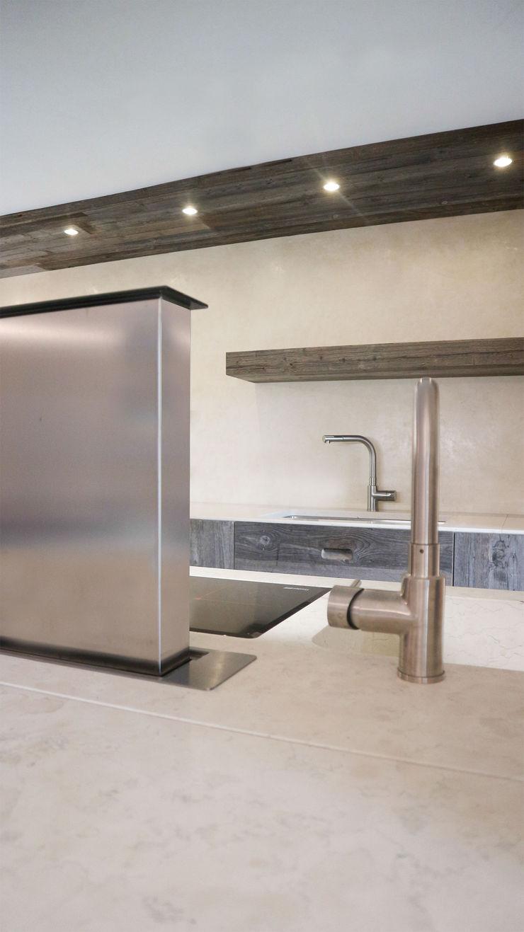 Design and functionality in your kitchen RI-NOVO CucinaLavandini & Rubinetti Marmo Bianco
