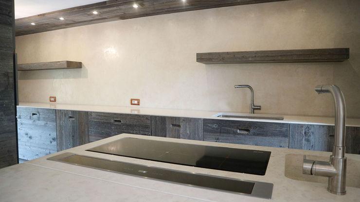 Design and functionality in your kitchen RI-NOVO CucinaElettronica Vetro Nero
