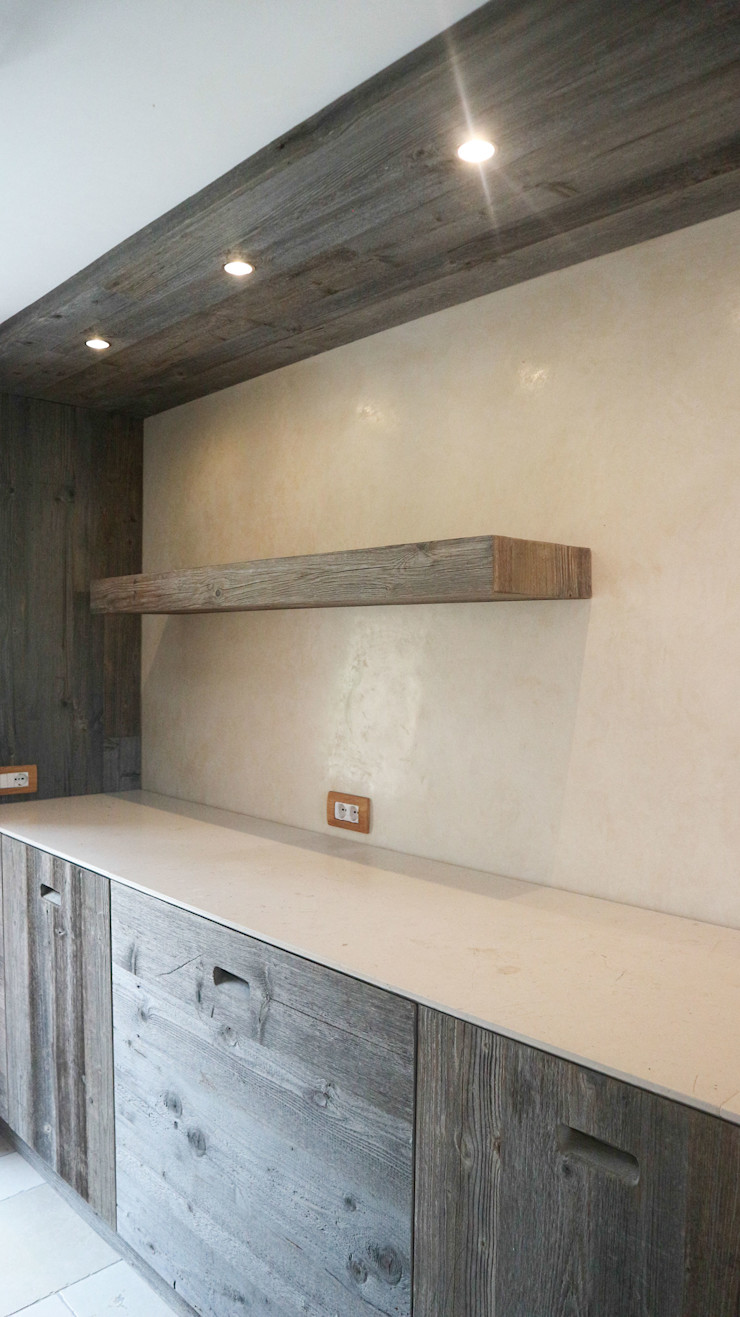 Design and functionality in your kitchen RI-NOVO Cucina attrezzata Marmo Bianco