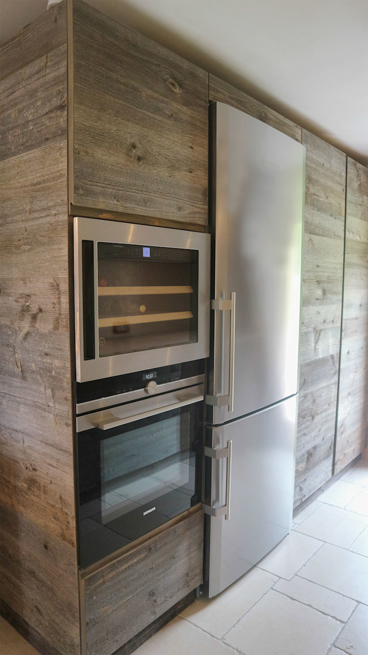 Design and functionality in your kitchen RI-NOVO CucinaElettronica Legno Marrone