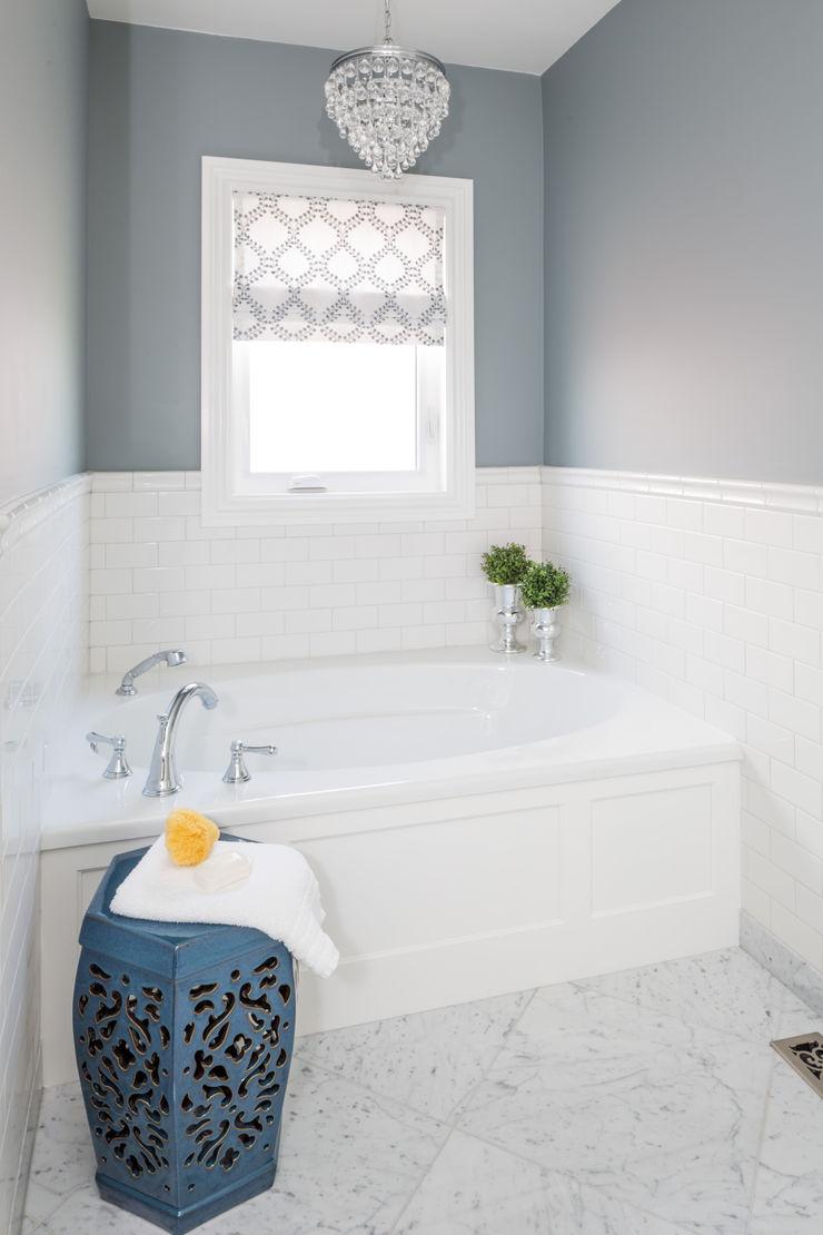 Master Ensuite Frahm Interiors Classic style bathroom