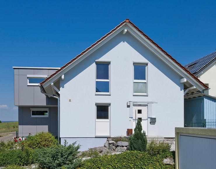 KitzlingerHaus GmbH & Co. KG Збірні будинки Інженерне дерево Білий