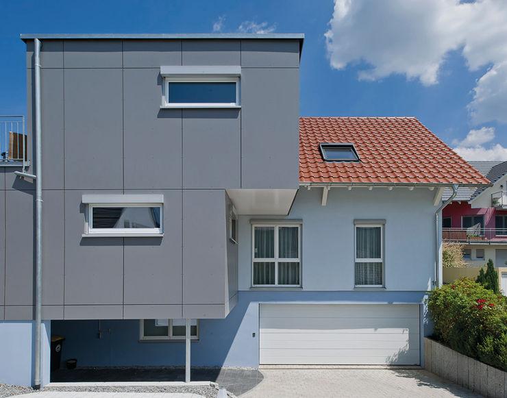 KitzlingerHaus GmbH & Co. KG Збірні будинки Інженерне дерево Сірий