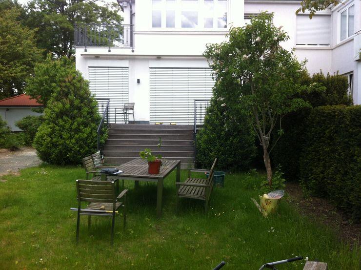 der Garten vor der Umgestaltung dirlenbach - garten mit stil Ausgefallener Garten