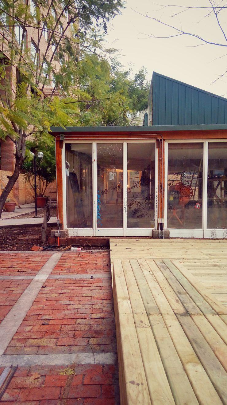 C - Arq Modern Terrace