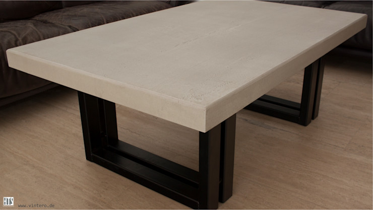 HTS-Germany Living roomSide tables & trays Concrete Grey