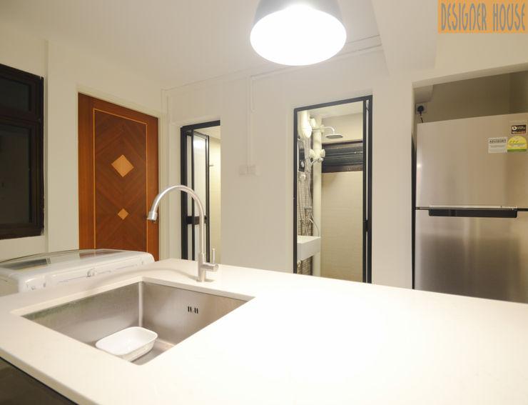 Designer House Modern Kitchen