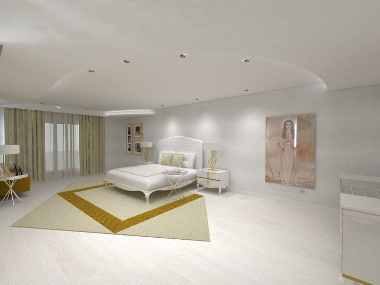Suite Master Enzo Rossi, Home Design Quartos minimalistas