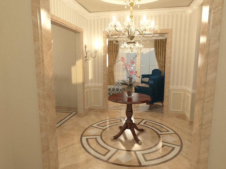 Quattro designs Puertas de estilo clásico