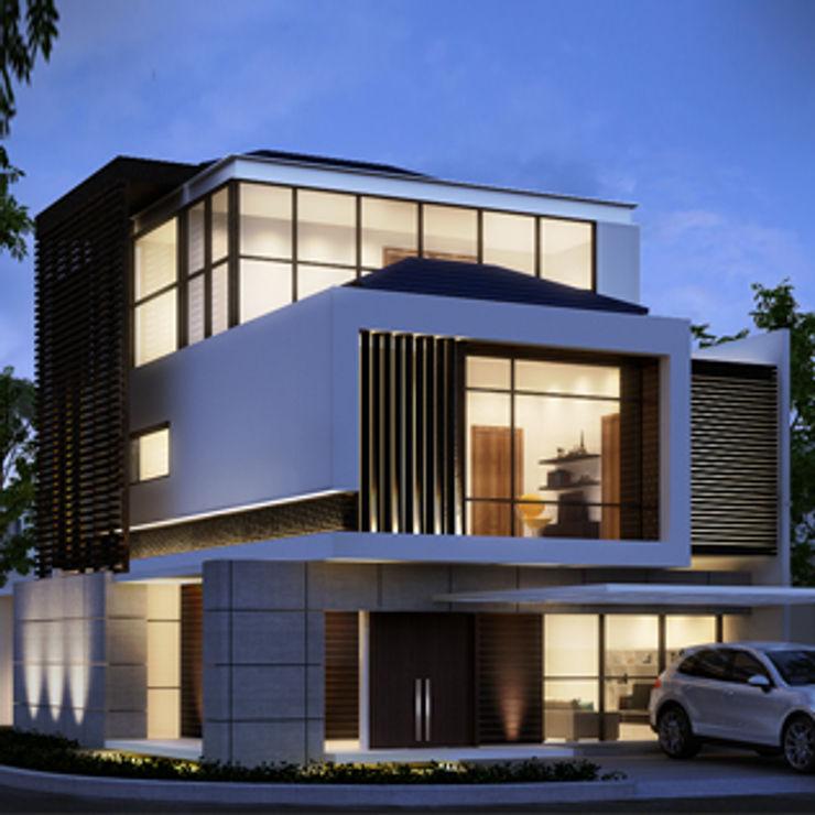 SL House Arci Design Studio Rumah Modern