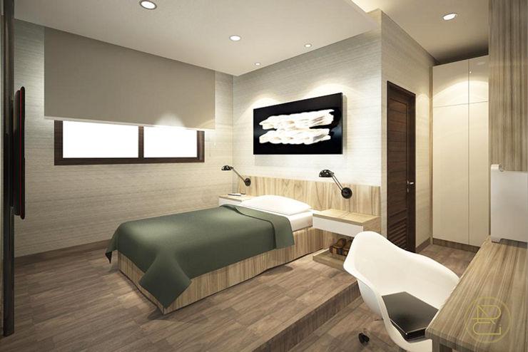 SL House Arci Design Studio Kamar Tidur Modern