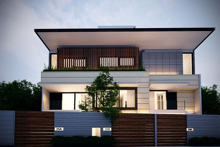Teratai House Arci Design Studio Rumah Modern