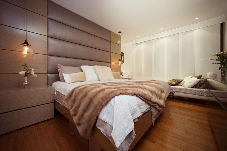MONDRIAN Munera y Molina Habitaciones modernas