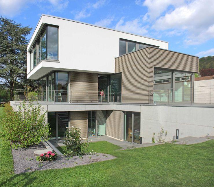 Garten Weber und Partner Freie Architekten BDA Einfamilienhaus