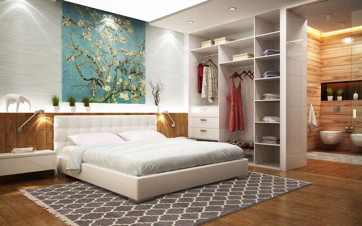 Kelim echte Orientteppiche Nain Trading GmbH Moderne Schlafzimmer