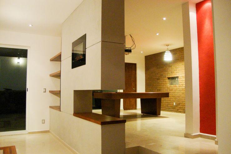 Estilo Homes Living room